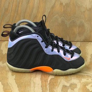 Nike Air Foamposite One Rugged Orange Blue Void Men ...